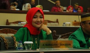 Andi Nurhidayat Zainuddin (Foto: Rahman/zonatimes.com)