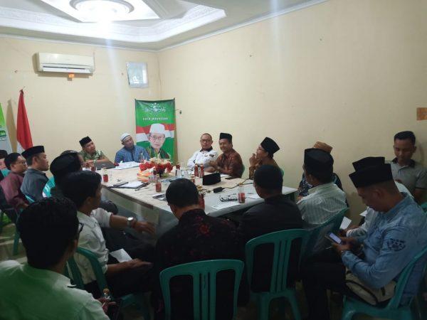 PCNU Kota Makassar matangkan persiapan Mukercab 1 (Foto: Usman/zonatimes.com)