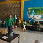 Andi Nurhidayati Zainuddin Lantik WPP Bulukumba, Minggu 27 Oktober 2019 (Foto: Rahman/zonatimes.com)