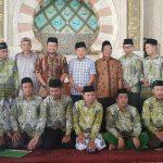 Silaturahim NU Makassar dengan Yusuf Kalla di Masjid Raya Makassar Minggu 27 Oktober 2019 (Foto: Istimewa/zonatimes.com)