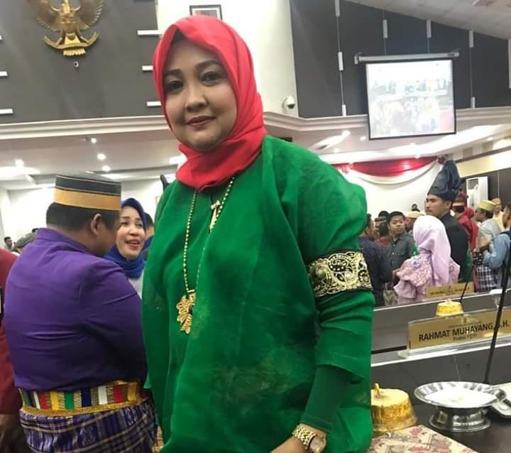 Andi Nurhidayati Zainuddin (Foto Facebook)