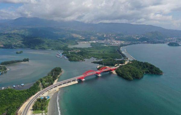 Jembatan Youtefa Papua (Instagram/zonatimes.com)