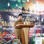 Pemkot Makassar, Iqbal Suhaeb peringati Maulid Nabi Muhammad SAW (Foto: Humas/zonatimes.com)