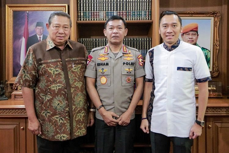 Ibas Dukung Jenderal Pol Idham Azis Jadi Kapolr (DPR RI/zonatimes.com)