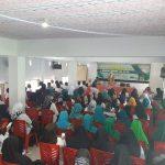Legislator PPP Sulsel Andi Nurhidayati Zainuddin gelar reses masa sidang 1 dengar aspirasi masyarakat (Foto: Rahman/zonatimes.com)