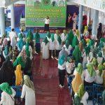 Andi Nurhidayati Zainuddin Lantik PC WPP Wajo (Foto: Rahman/zonatimes.com)