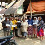 Korban bencana dapat bantuan dari legislator Sulsel (Foto:ist/zonatimes.com)