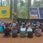 PMII UIN Alauddin Makassar cabang Gowa tadabbur alam di Malino Gowa Sulawesi Selatan (Foto:Ist/zonatimes.com)