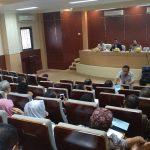 Rapat satukan persepsi dosen lingkup FTK UIN Alauddin Makassar (Foto:ist/zonatimes.com)