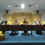 Jajaran narasumber dan dekan FTK UINAM (Foto:Ist/zonatimes.com)