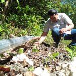 Proyek pembangunan pipa, Kepala Desa Tamalanrea Bulukumba terindikasi gelapkan dana (Foto: Syukur/zonatimes.com)