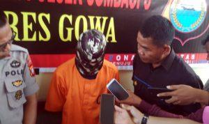 AA pelaku pemasang kamera GoPro dan handphone di toilet kampus UIN Alauddin Makassar (Foto:Ist/zonatimes.com)