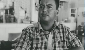 Foto: A. Pensa Mahasiswa Jurusan Hukum Tata Negara UIN Alauddin Makassar